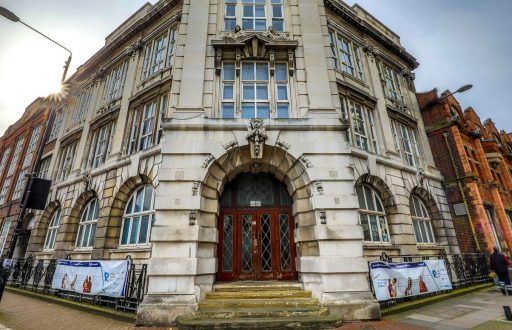 Philip Training Centre - 31 Thomas St, Woolwich, London