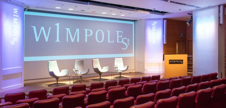 1Wimpole Street | Best West End Conference Venues | Find a Venue | Venue Finding Agency | The Venue Booker