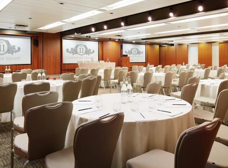 No.11 Cavendish Square | Best West End Conference Venues | Find a Venue | Venue Finding Agency | The Venue Booker