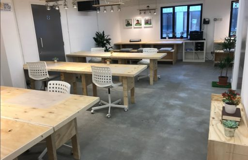 Cork CoWorking - Trident Business Centre, 89 Bickersteth Road - 1