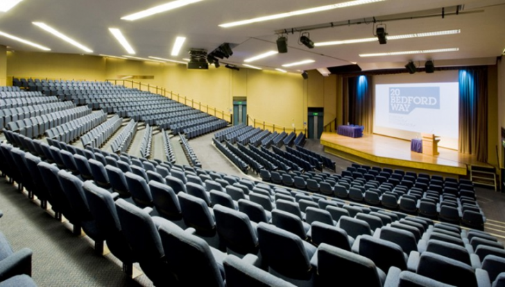 20 Bedford Way | Best conference venues in Bloomsbury | Venue Finding Agency | The Venue Booker