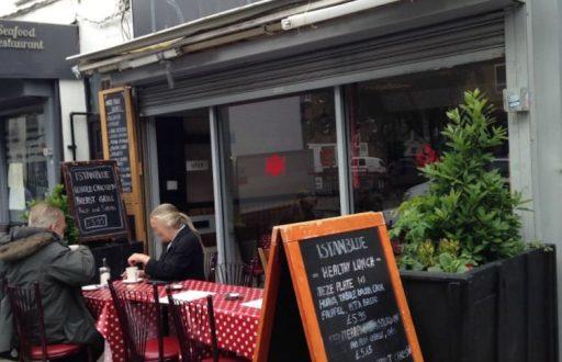 The Little Sandwich Shop