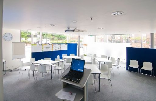 Light and airy rooms suited for daytime and evening events and conferences.