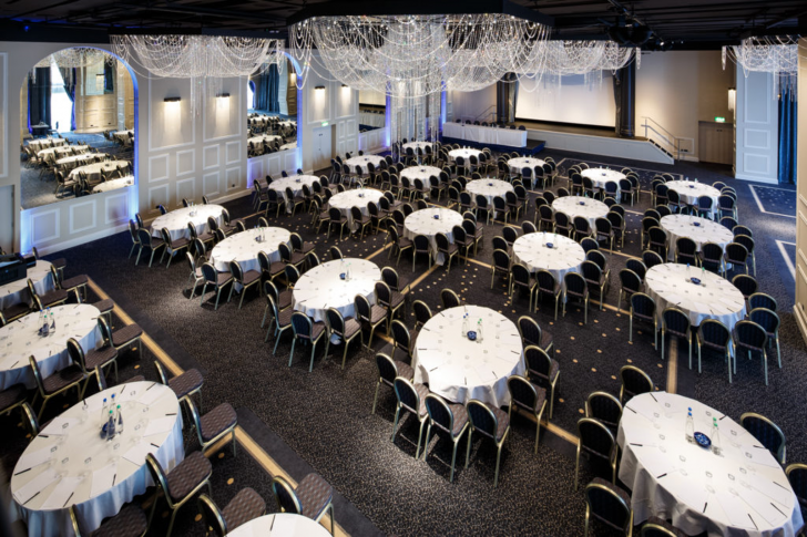 Best Large Manchester Conference Venues | Mercure Manchester Picadilly | The Venue Booker | Free Venue Finding Service | Venue Finding Agency | Find a Venue