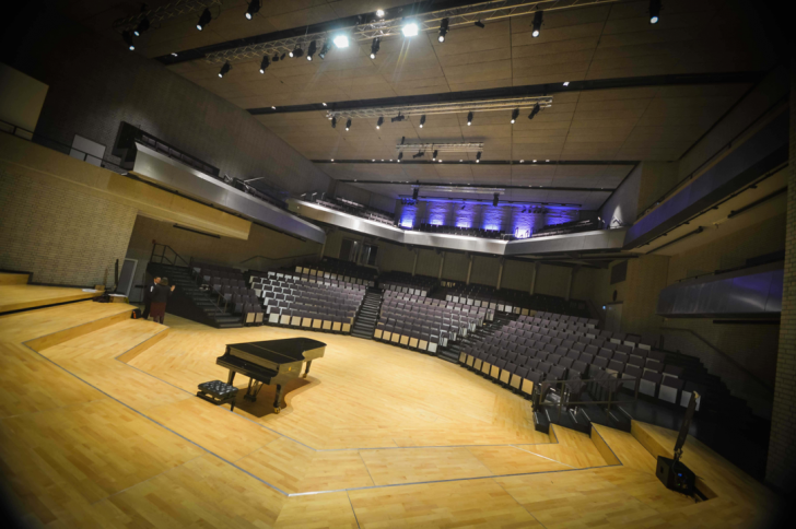Best Large Manchester Conference Venues | RNCM | The Venue Booker | Free Venue Finding Service | Venue Finding Agency | Find a Venue