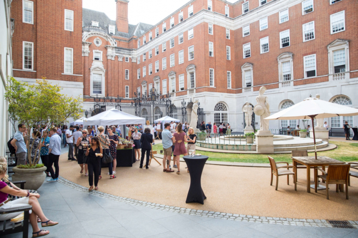 Best London Summer Party Venues | BMA House | The Venue Booker | Free Venue Finding Service | Venue Finding Agency | Event Booker