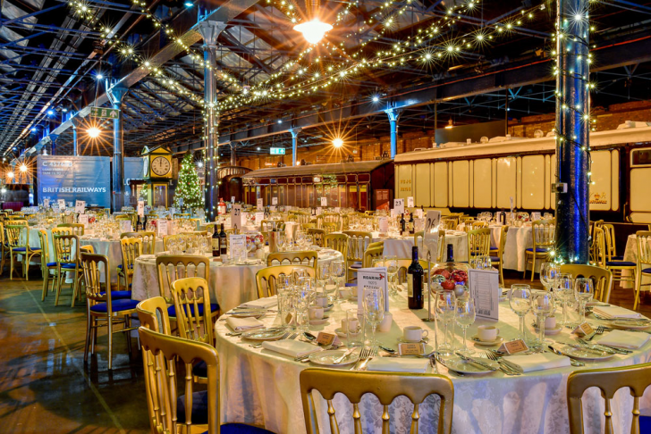 Best Unique venues in York | National Railway Museum | Leading Venues | The Venue Booker | Free Venue Finding Service | Venue Finding Agency