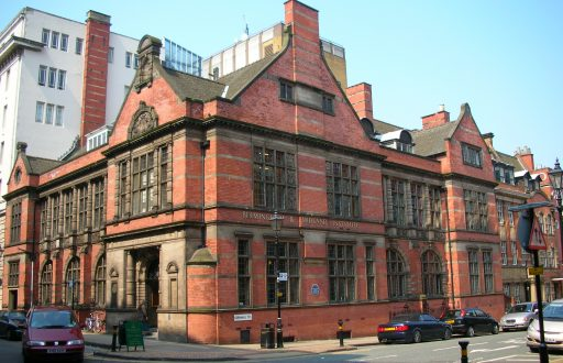 Birmingham & Midland Institute - 9 Margaret St - 1