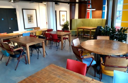 Bread&Roses @ The Chapel Bar - 308-312 Gray's Inn Road - 1