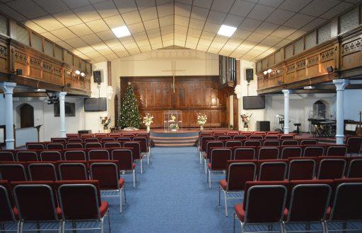 CALVARY INTERNATIONAL CHRISTIAN CENTRE - 53 Cardigan Ln, Burley - 1