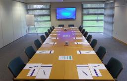 CIM Moor Hall Meeting room