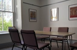 Spacious meeting hall in the centre of Cardiff