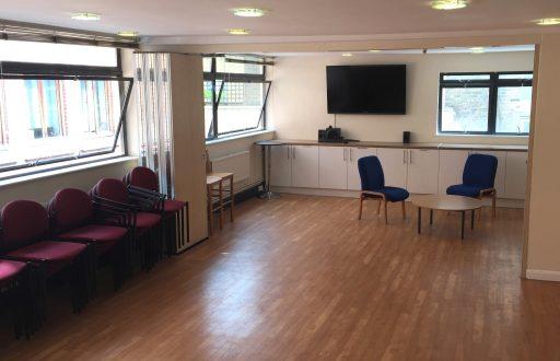 Central London Samaritans – Meeting Rooms - 46 Marshall Street - 1