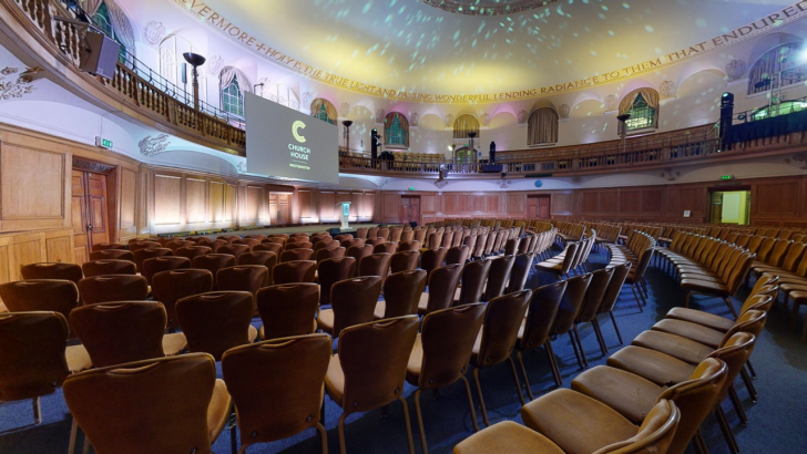 Church House Westminster   Top Westminster Conference Venues   Leading Venues in London   Find a Venue   The Venue Booker   Venue Finding Agency
