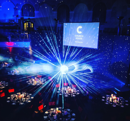 Christmas Party Venues | Church House Westminster | Best Christmas Party Venues in London | Free Venue Finding Service | The Venue Booker