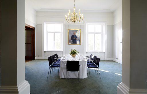 City of London rooms 1-3 - 6-9 Carlton House Terrace - 1
