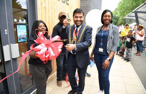 Clapham Park Community Cube - 1–4 Brixton Hill Place