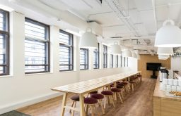 Cocoon Global Co-working - 4 Christopher St - 3