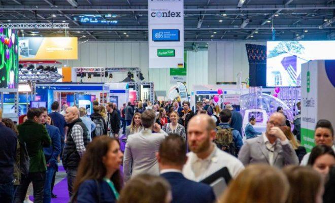 confex, exhibition venue, free venue finding