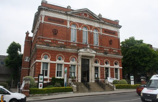 Council Chamber - Old Town Hall, 213 Haverstock Hill - 1