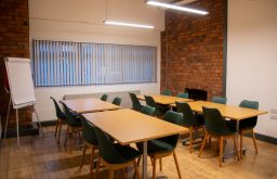 Creative Together – Achieve Room - 20 Swan St, Manchester - 2