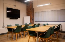 Creative Together – Achieve Room - 20 Swan St, Manchester - 3