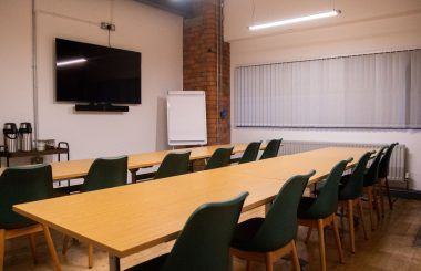 Creative Together – Achieve Room - 20 Swan St, Manchester - 1
