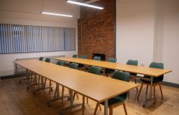 Creative Together – Achieve Room - 20 Swan St, Manchester - 5