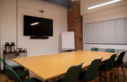 Creative Together – Achieve Room - 20 Swan St, Manchester - 6