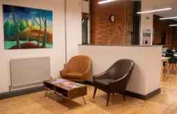 Creative Together – Main Space - 20 Swan St, Manchester - 4