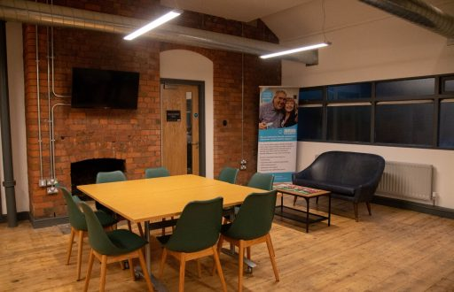 Creative Together – Main Space - 20 Swan St, Manchester - 1