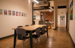 Creative Together – Main Space - 20 Swan St, Manchester - 3