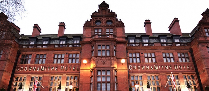 Best conference venues in Carlisle, Crowne & Mitre Hotel
