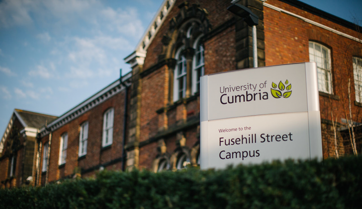 Best conference venues in Carlisle, University of Cumbria
