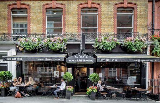 El Pirata - 5 - 6 Down Street Mayfair London - 1