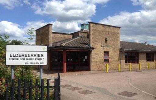 Elderberries Day Centre - Broadmead Rd, Woodford Green - 1