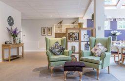 Emily Jackson House – restaurant space - Emily Jackson Close Eardley Road Sevenoaks - 4