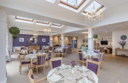 Emily Jackson House – restaurant space - Emily Jackson Close Eardley Road Sevenoaks - 3