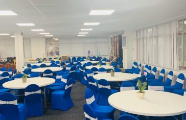 Ferdowsi Hall - Griffin Centre, Staines Road, Feltham
