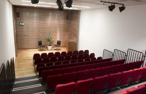 Free Word Theatre - 60 Farringdon Road, London - 1