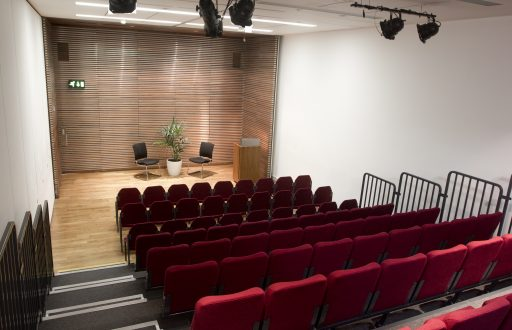 Free Word Theatre - 60 Farringdon Road, London - 1