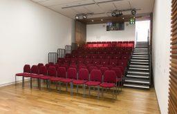Free Word Theatre - 60 Farringdon Road, London - 4