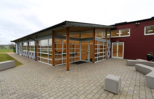 Gamlingay Eco Hub Community Centre - Stocks Lane, Gamlingay - 1