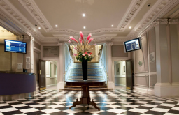 Grand Connaught rooms - grand hall - event space for gala dinners