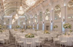 Grand Connaught rooms - grand hall - conference room and event space for gala dinners