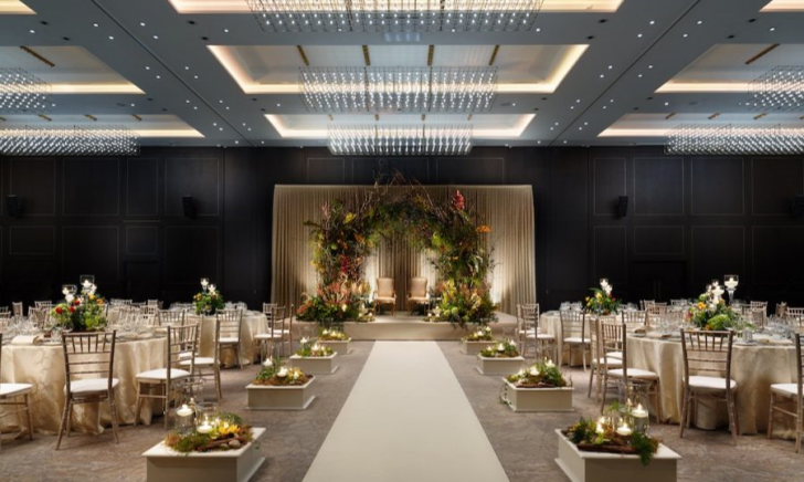 The Ballroom at Hilton Bankside | Best Ballrooms in London Hotels | Find a Venue | The Venue Booker | Venue finding Agency