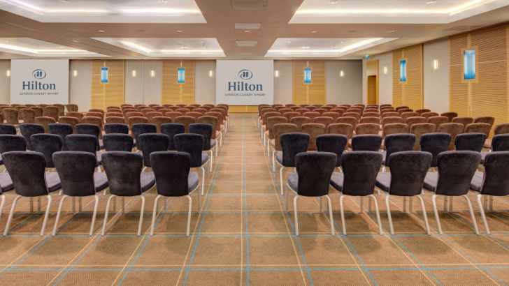 Hilton London Canary Wharf   Best Conference venues in Canary Wharf   The Venue Booker   Free Venue Finding Services   Venue Sourcing Agency