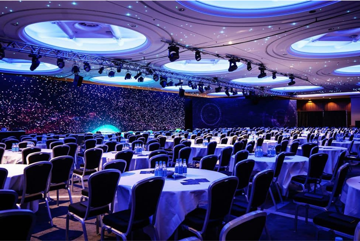Conferences & Events at the Hilton London Metropole hotel | Best Ballrooms in London Hotels | Find a Venue | The Venue Booker | Venue Finding Agency