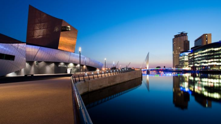 IWM North Conference Venue in Salford Quays, Manchester