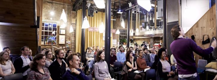 Impact Hub | Best Kings Cross Meetings venues | Venue Finder | Free Venue Finding Agency | The Venue Booker